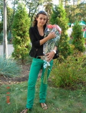 Fatima,<br> 31 y.o. from<br> Ukraine