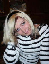 Alika from Ukraine 39 y.o.