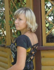 Ingrid from Ukraine 38 y.o.