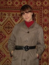 Marfa from Ukraine 32 y.o.