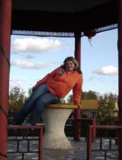 Anelika from Ukraine 38 y.o.