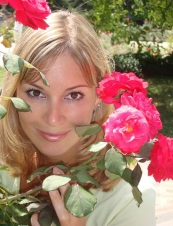 Erlanda from Ukraine 38 y.o.