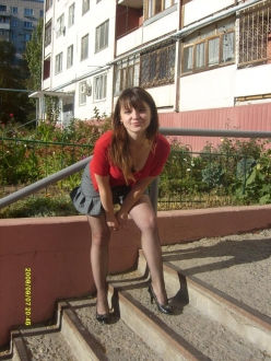 Gabrielle Krasnokumskoye