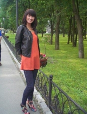 Saera from Ukraine 29 y.o.