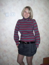 Vesta from Ukraine 45 y.o.