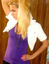 Sevilia,<br> 31 y.o. from<br> Ukraine
