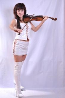 Valeriya Horodnya