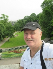 George Marshall,<br> 58 y.o. from<br> USA