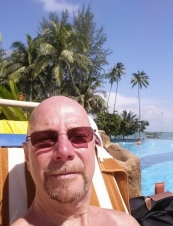 Michael Webster,<br> 52 y.o. from<br> UK