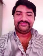 Anjan chakravarthy Rangarajan,<br> 38 y.o. from<br> India