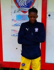 Tumigarth,<br> 20 y.o. from<br> South Africa